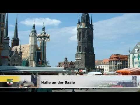Video Bundesland Sachsen-Anhalt Immobilien Hotels Jobs und vieles mehr