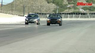 1987 Buick Regal Grand National vs. 2011 Buick Regal CXL Turbo Drag Race | Edmunds.com