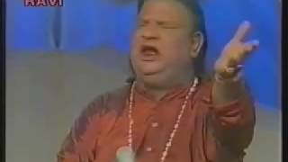 aziz mian admi hai bay nazeer live