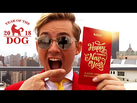 Chinese New Year | 2018 The Year Of The Dog