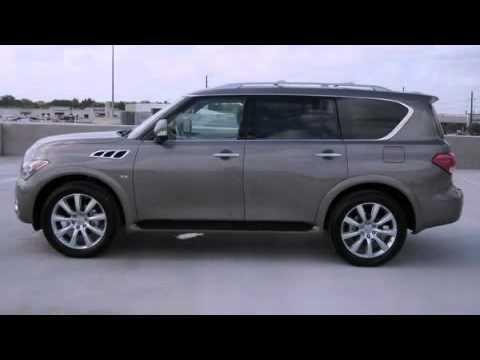 2014 Infiniti QX80 Houston West - YouTube