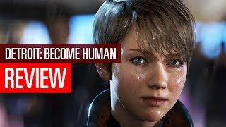 Detroit: Become Human REVIEW / TEST