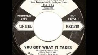 Marv Johnson - You Got What It Takes