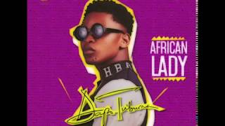 DAPO TUBURNA - AFRICAN LADY OFFICIAL AUDIO
