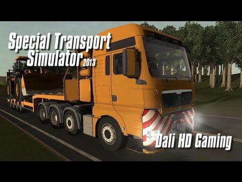 Special Transport Simulator 2013 PC Gameplay HD 1440p