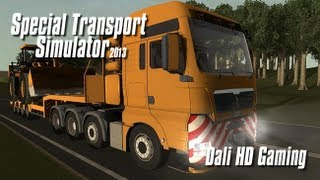 Special Transport Simulator 2013 PC Gameplay HD 1440p