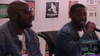LEGENDARY MUSIC'S DON BLAQ & TYRANT FLYY PRESENTS THE CROWNING PRESS CONFERENCE