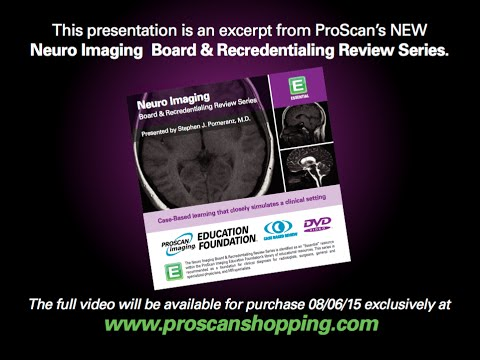 Neuro Imaging Board and Recredentialing Review 1 thumbnail