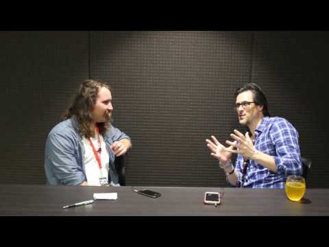 An Interview with Joel Heyman - RTX Sydney 2017