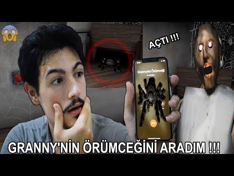 GRANNY'NİN ÖRÜMCEĞİNİ ARADIM !! (AÇTI , YARDIM EDİN😨) !!!