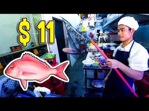 $11 Alive Fish: Seafood Restaurant In Kuala Lumpur, Malaysia 🇲🇾