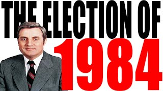 1984 Presidential Election for Dummies -- Reagan vs Mondale