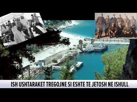 """""""Një jetë në ishull"""", nostalgjia bën bashkë ish-ushtarakët në Sazan"""