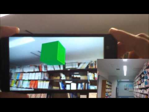 Room Scale AR for Smart Phone
