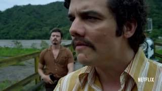 Сериал NARCOS - Лучший трейлер.  Rodrigo Amarante - Tuyo
