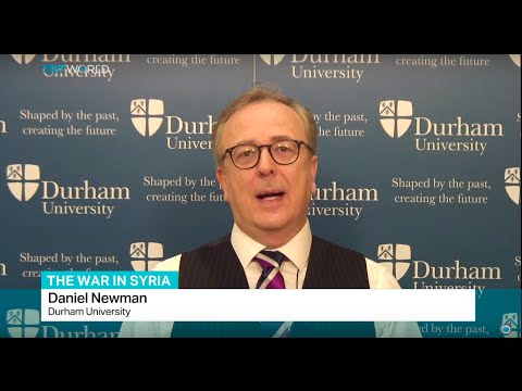 Interview with Daniel Newman from Durham University on elections in Syria