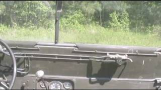 M151A1 Military Jeep