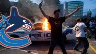 Vancouver Riots 2011: Fans rage as Canucks lose Stanley Cup