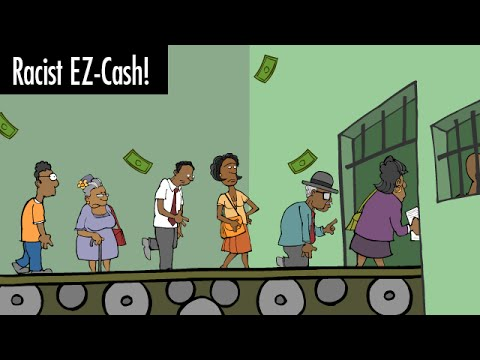 Racist EZ-Cash
