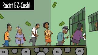 Racist EZ-Cash