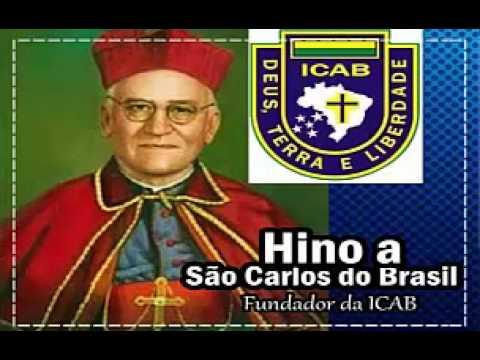 Hino a São Carlos do Brasil - Fundador da  ICAB