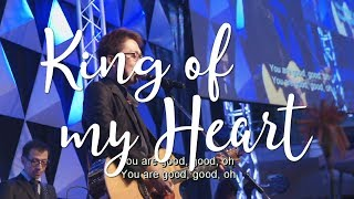 King Of My Heart - Japanese 日本語  - cover by Live Church Worship
