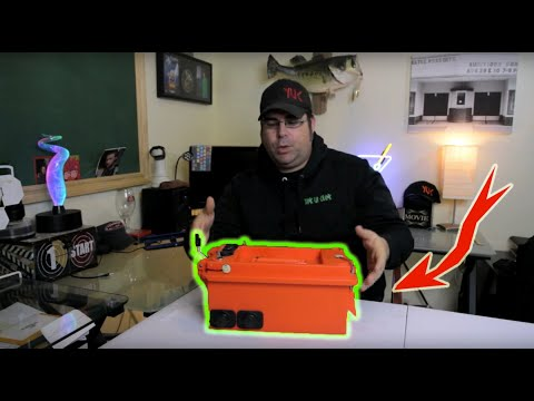 How To Build A 12v Portable Power Box Doovi