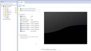 CSR1000v (XE VM) on Vmware Workstation + SecureCRT