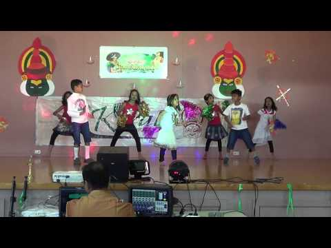KCF Ponnonam 2015 - Dance By Our Talented...