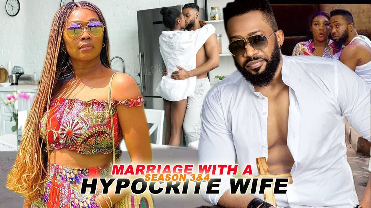 Download Frederick Leonard - MARRIAGE WITH A HYPOCRITE 3&4 - 2021 Latest Nigerian Movies Full Nigerian Movies