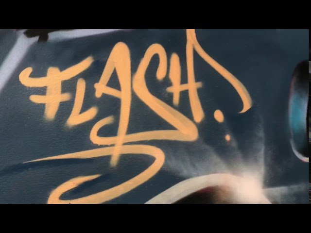Graffiti @ Funky Feet Academy by Kahef