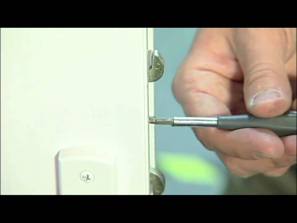 How To Adjust The Lock On The Miwd French Rail Patio Door Youtube