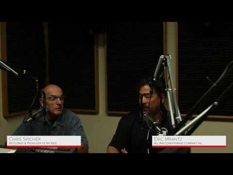 AV Nice with Chris Spicher Aaron Goldstein and Eric Mrantz, MYB