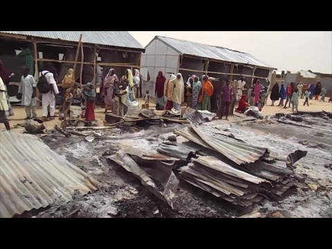 Nigeria: Over a dozen people killed in Boko Haram attack on