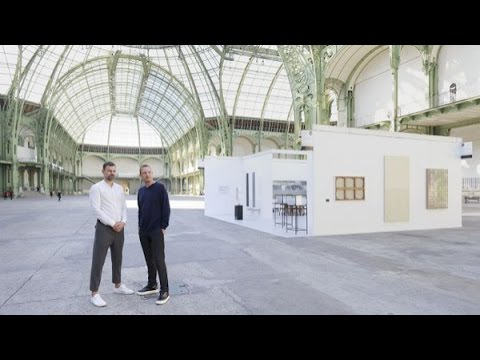 """Elmgreen & Dragset present Galerie Perrotin at the Grand Palais"""