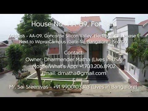 House4Sale Electronic City Bangalore INDIA