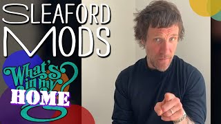Sleaford Mods - What's In My Bag [Home Edition]