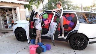 Repeat youtube video CRAZY FOAM PIT IN CAR SCARE PRANK! (Girlfriend on brother)