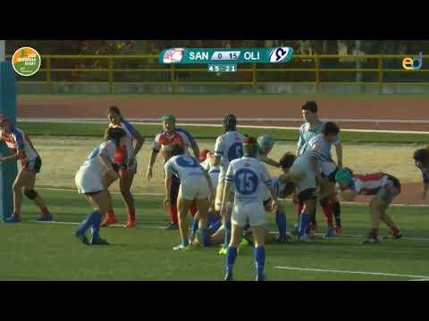 Liga Iberdrola de Rugby RESUMEN J2 – XV Sanse Scrum v Olímpico de Pozuelo