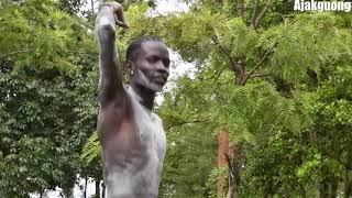 Adhieu Dau Diing's song performed by Mukku Dhueng Dancing Group in Eldoret