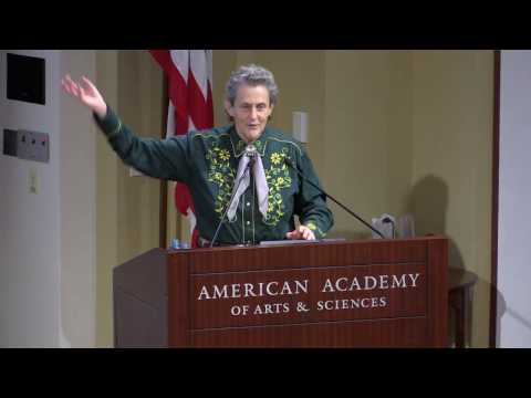 Educating Students Who Have Different Kinds Of Minds - Temple Grandin