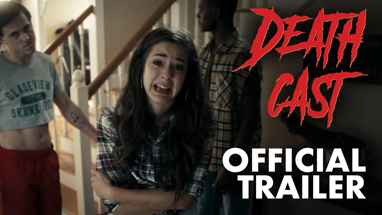 DEATH CAST | Official HD Trailer (2020) | HORROR
