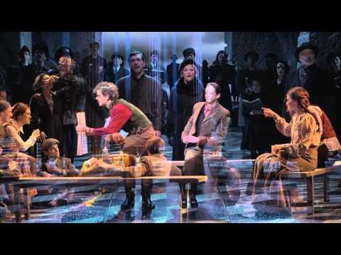 DOCTOR ZHIVAGO on Broadway BRoll Video