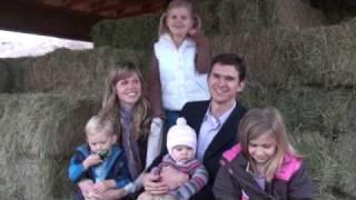 NEIL WALTER FAMILY AT THE FARM