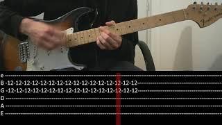 RHCP - Purple Stain (lesson w/ tab)