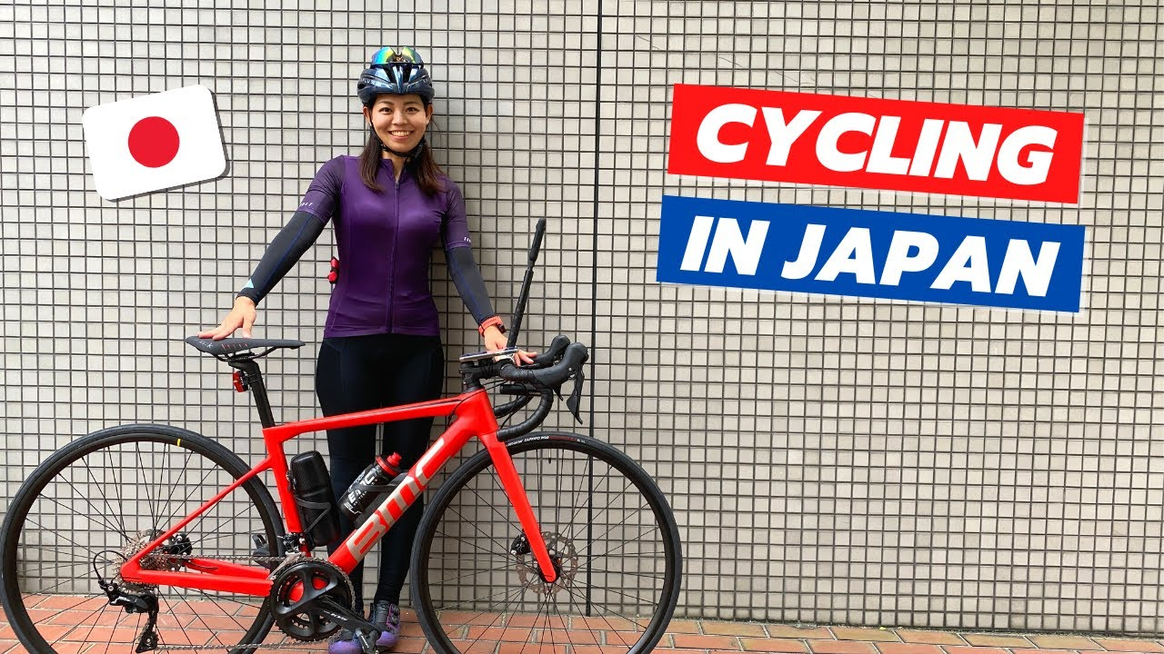 Learn Japanese! Cycling Rules & Useful Expressions for Cycling In Japan