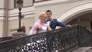 Скачать Свадебный клип Артём и Татьяна 02 08 2014
