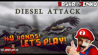 Diesel Attack Gameplay (Chin & Mouse Only)
