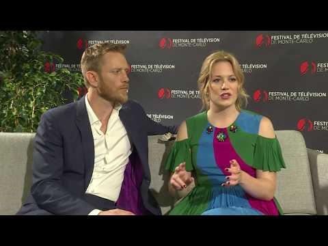 Neil Jackson & Cara Theobold Interview - 2017 Monte Carlo TV Festival