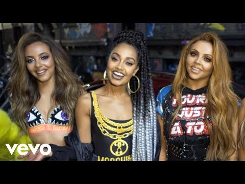 Little Mix - Power Behind the Scenes ft Stormzy